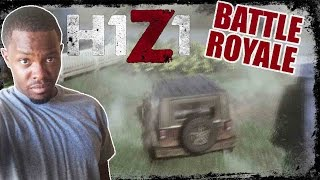 Battle Royale H1Z1 Gameplay - ULTIMATE RUST! | H1Z1 BR Gameplay