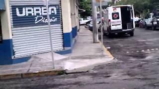 preview picture of video 'Balazos Cerca de Telmex en Colima'
