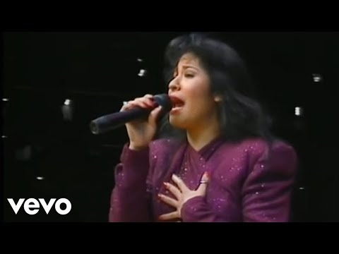 Selena - Disco Medley (Official Live From Astrodome)