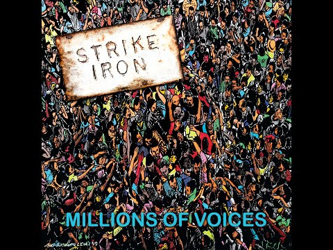 Strike Iron - Millions Of Voices Cannot Be Ignored (Official Video) online metal music video by STRIKE IRON
