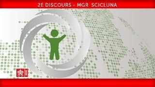 2e discours - Mgr Scicluna 2019-02-21