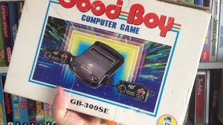 Good Boy computer game GB-300SE UNBOXING + REVIEW