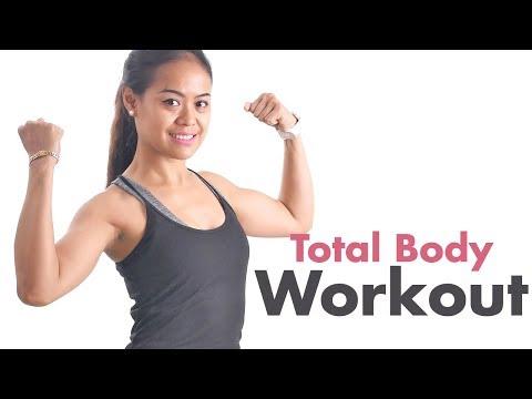 Latihan yang seimbang untuk menurunkan berat badan