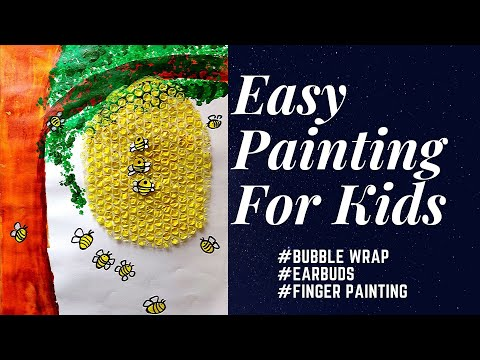 Easy Painting for Kids and Begineers