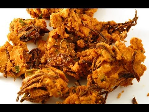 Crunchy Spicy Onion Snack