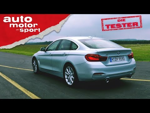 BMW 440i Gran Coupé: So muss ein Reihensechszylinder sein - Die Tester   auto motor und sport