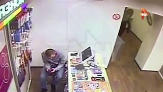 Дерзкое ограбление в Связном в Петербурге