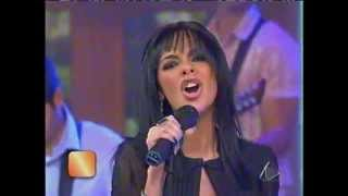 BETZAIDA  TE QUIERO ASI(Pop Version) EN ESCANDALO TV ENTREVISTA CON FELIPE VIEL