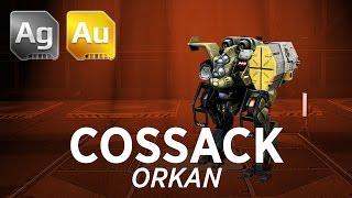 War Robots [WR] - Cossack Orkan w/gameplay