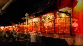 京都の四季 節分 吉田神社 追儺式