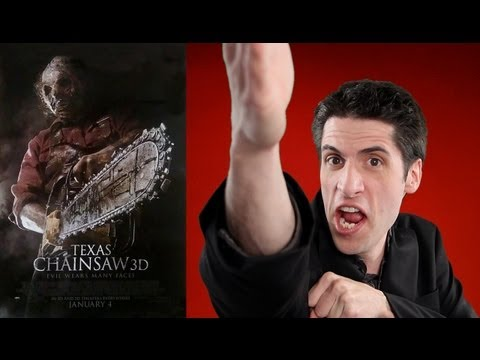Texas Chainsaw 3D movie review