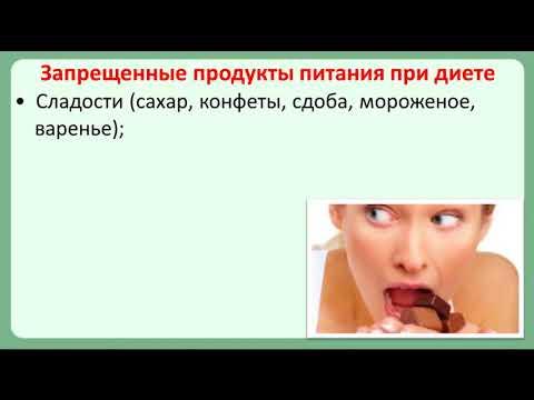 Сахарный диабет вред организму