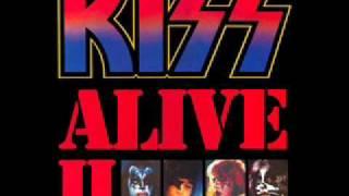 Kiss - Alive II (1977) - Hard Luck Woman