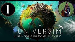 The Creator Awakens   Let's Play The Universim Gameplay #1