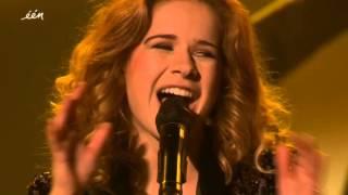 Laura laat de temperatuur stijgen met 'What's the pressure' - Eurosong 2016