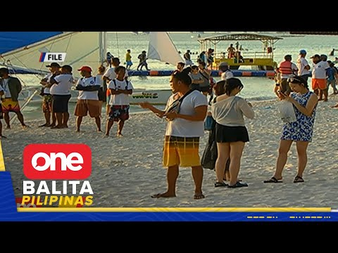 [News5]  Boracay, bukas na sa mga turista sa buong bansa simula Oct. 1