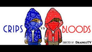 GTA 5 | Crips vs Bloods Ep. 1 [HQ]
