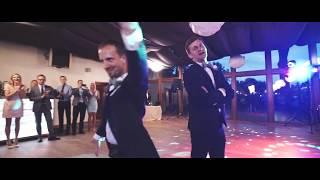 Najlepszy Taniec Pana Młodego I Kolegów HIT 2017 !! Niespodzianka