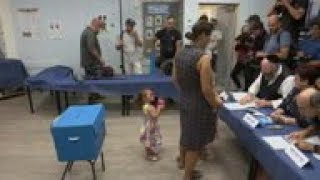 Israeli voters gives thoughts on election