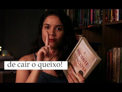 Vem Ler! // A PACIENTE SILENCIOSA, por Alex Michaelides