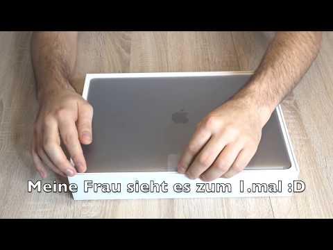 """15"""" MacBook Pro 2016 - Was ist neu? - Unboxing"""