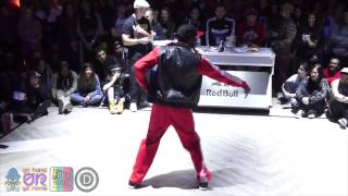 Breakz vs Harry Popper | Popping | Final | GHGH2015 | FSTV