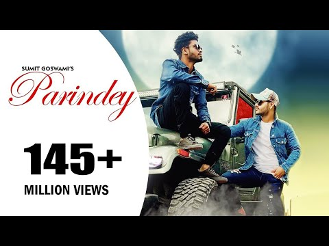 Download PARINDEY (OFFICIAL) | SUMIT GOSWAMI | SHANKY GOSWAMI | New Haryanvi Songs Haryanavi 2019 | SONOTEK HD Mp4 3GP Video and MP3