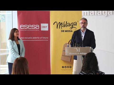 Presentación de cursos formativos para empresas del sector textil