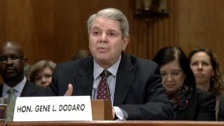 GAO: Comptroller General Testifies to U.S. Senate on GAO's Open Recommendations