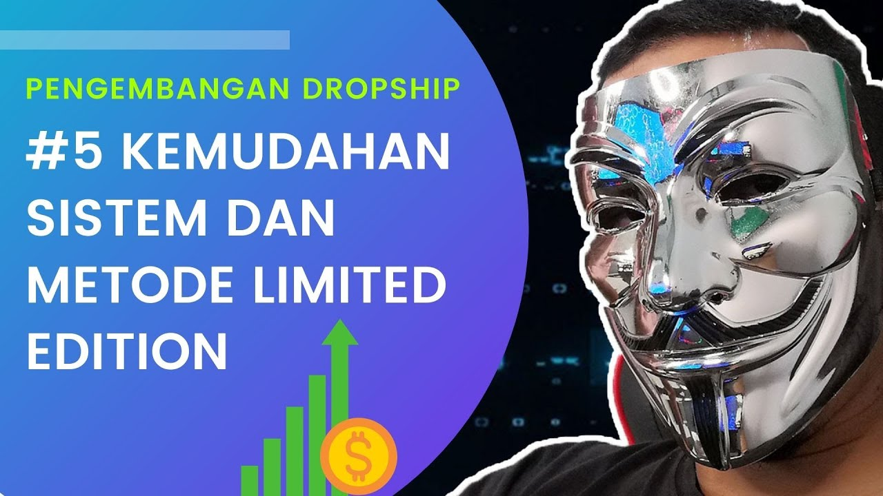 Kemudahan Sistem dan Promo Limited Edition Dropship