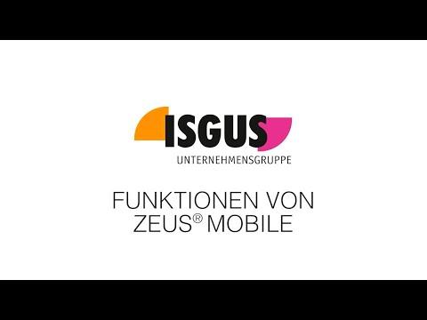 ISGUS ZEUS® mobile