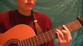 She Looks So Perfect Acoustic Guitar Tutorial 免费在线视频最佳电影