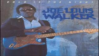 JOE LOUIS WALKER - Ten More Shows To Play
