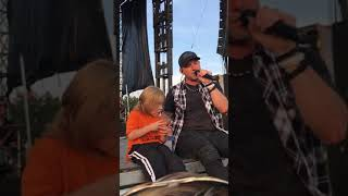 Ramble jam Chris Hawkey and Allen The underdog