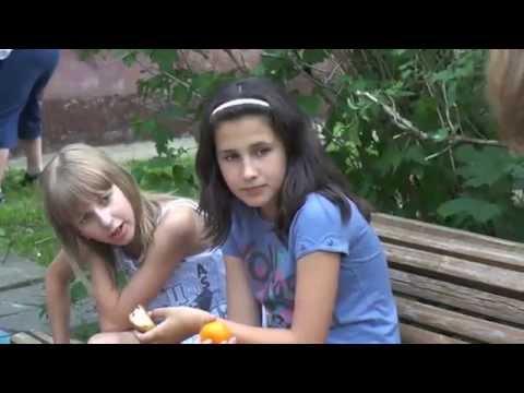 Клип о 2-ой смене 2011 года в детском лагере \