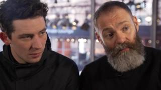 Interview with Francis Lee, Alec Secăreanu  Josh O'Connor about the film GOD'S OWN COUNTRY