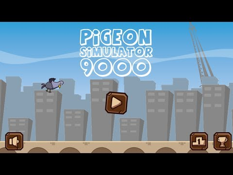 Video of Pigeon Simulator 9000