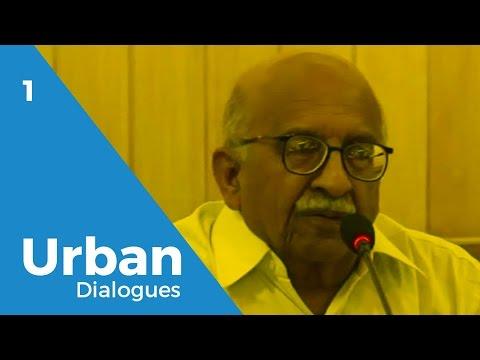 Urban Dialogue with M N Buch (Jan 2015)