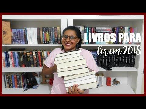 10 Livros para ler em 2018 | Jé Vasques