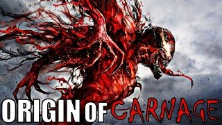 ORIGIN OF CARNAGE (SON OF VENOM) │ Comic History