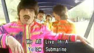 The Beatle  - Yellow Submarine