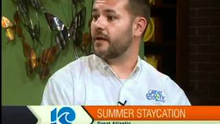 preview picture of video 'Summer staycation with Great Atlantic'