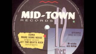 Egma - Let The Bass Kick (Extended Mix) - 1991