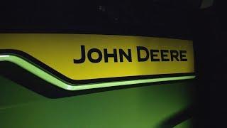 John Deere 8R Series Teaser 2019 Advert