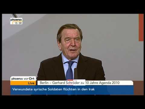 On Agenda 2010 (2013; in German)