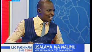 Walimu wataka TSC iwahamishe kutoka Kaskazini mwa Kenya