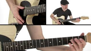 Heart Beat Like a Hammer (Peter Green) Guitar Lesson - Breakdown - Jeff McErlain