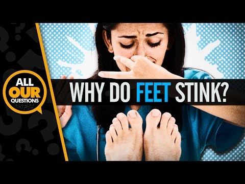 Why Do Feet Smell: How To Fix Smelly Feet