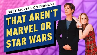Best Movies on Disney+ (That Aren't Marvel or Star Wars)