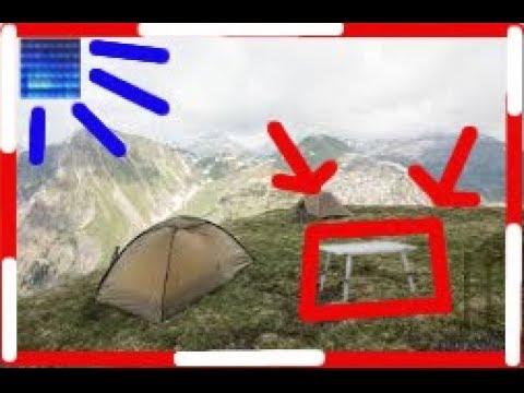 Der perfekte Tisch zum Campen!!! Review #7